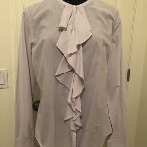 Gap button front blouse